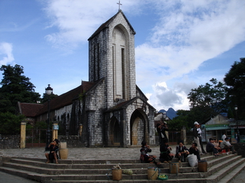 Church In Sapa